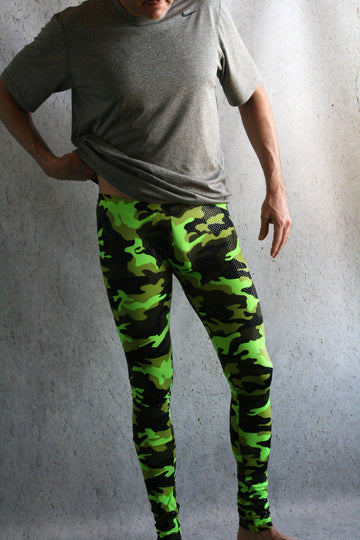 Mandex PDF Sewing Pattern- Tights for Men sizes S-XXXL