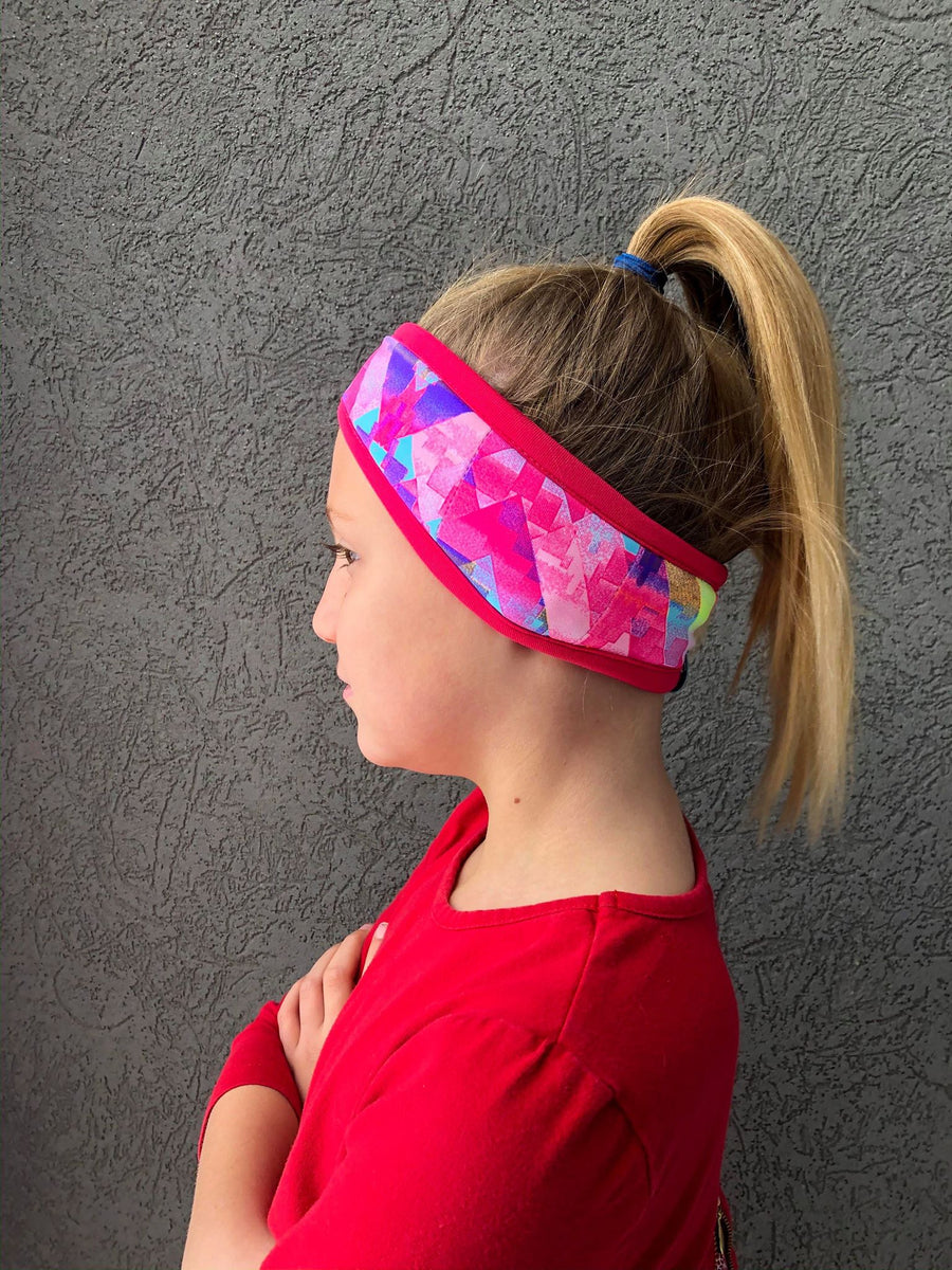 Alpine Earwarmer - Youth and Adult sizes included