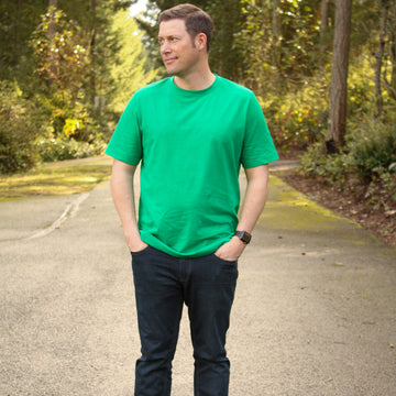Evergreen Tee PDF Pattern XS - 4XL