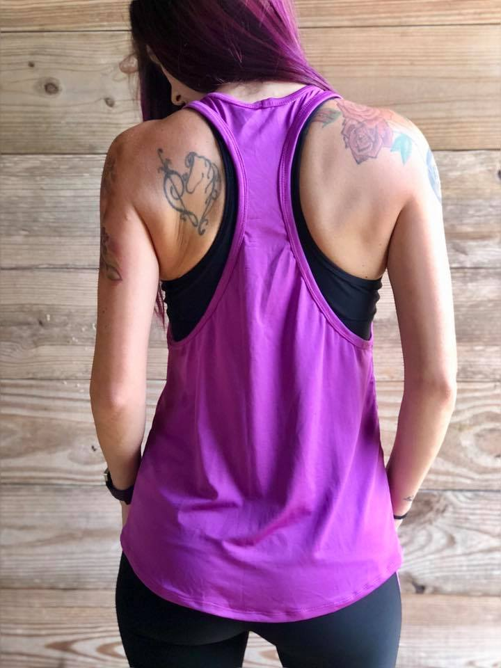 Solo Tank - PDF Sewing Pattern XXS - 3XL
