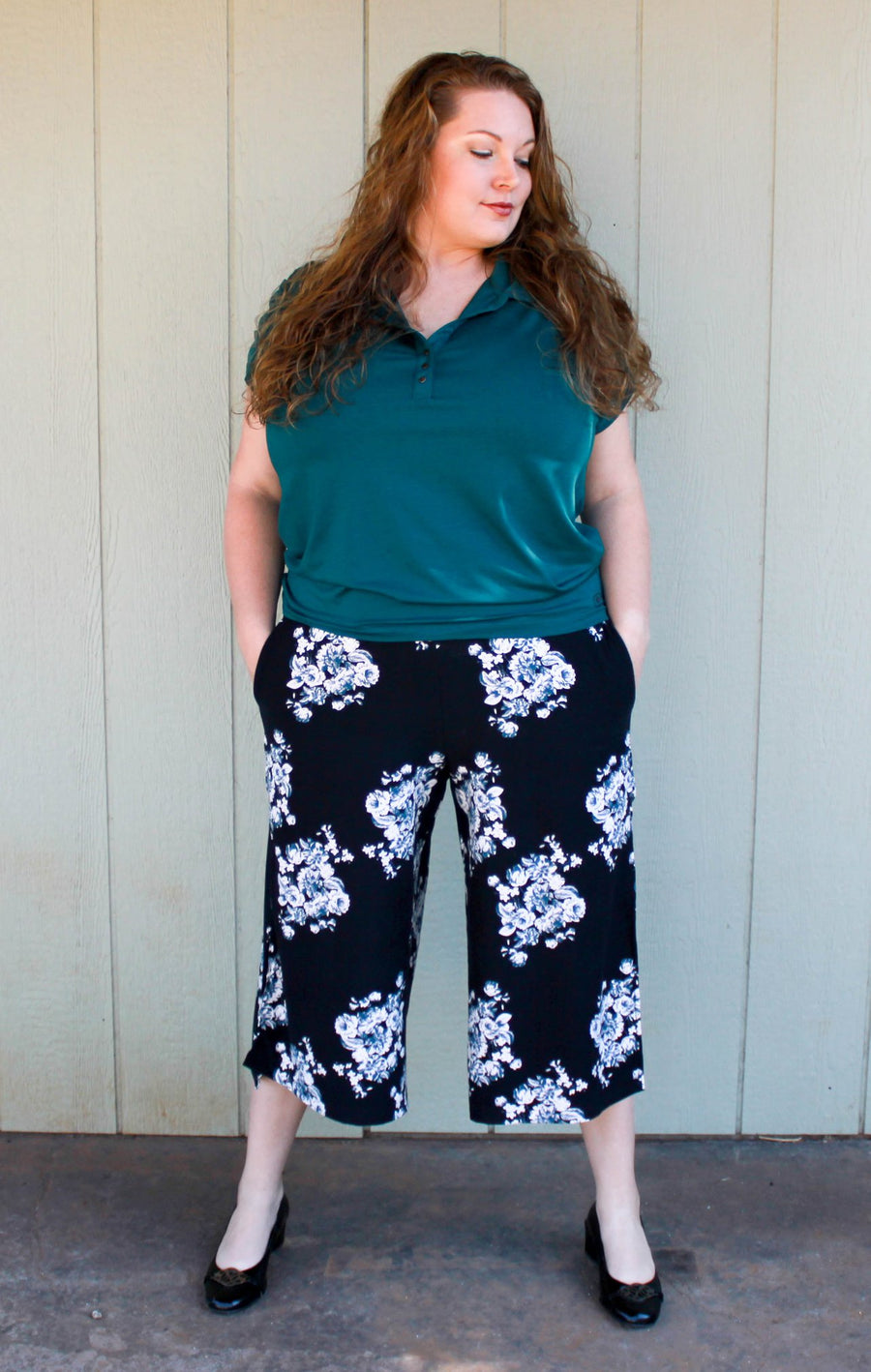Warrior Pants PDF Sewing Pattern XXS - 3XL