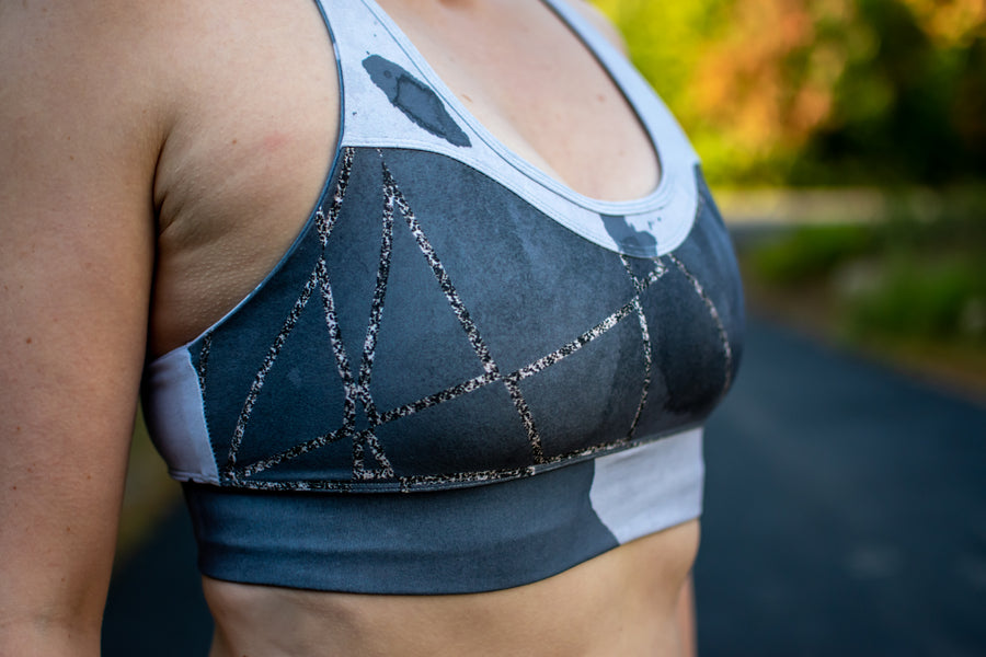 Embrace Sports Bra PDF Pattern in Sizes B - M