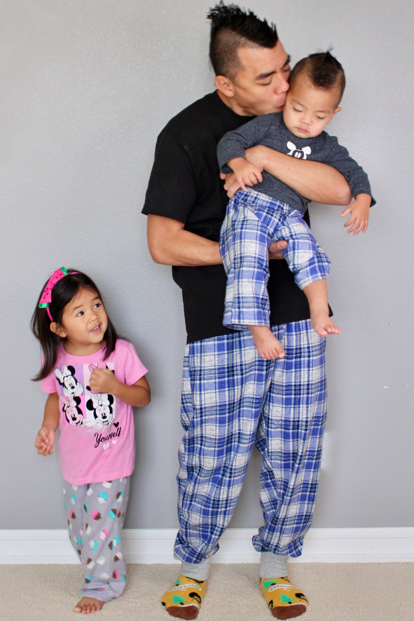 Lounge Pants Adult Sizes B - M and Children Sizes 3-14