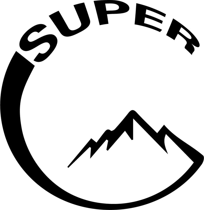 Cut File - Super G Logo