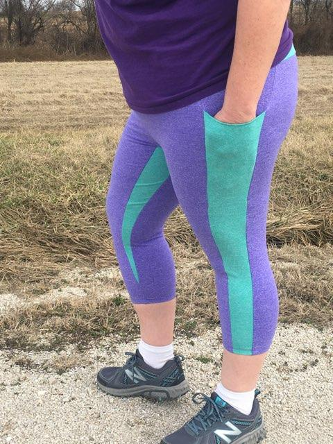 Super G Tights PDF Pattern