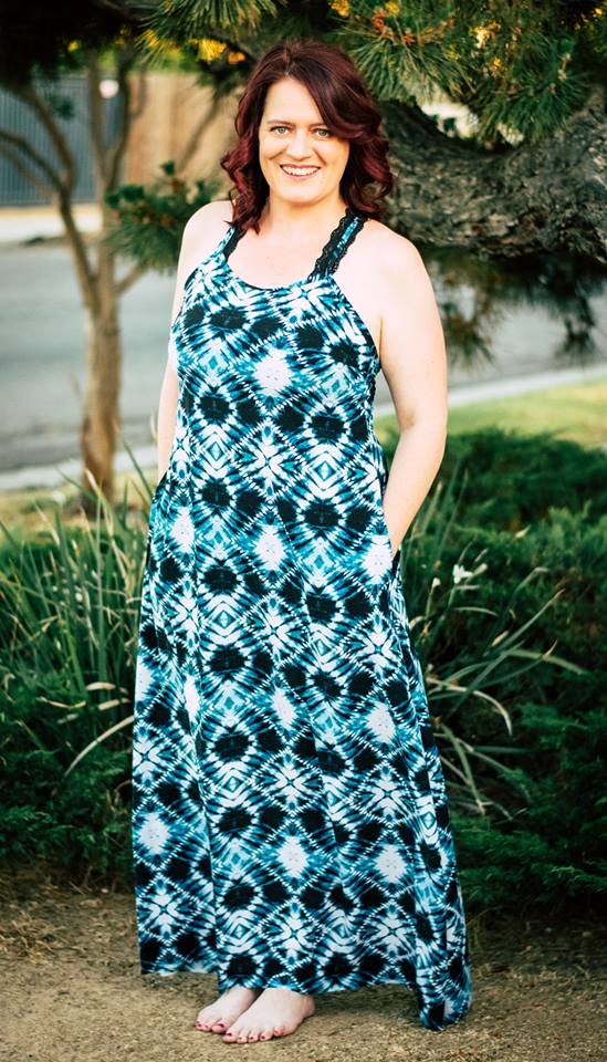 Havana Dress and Top PDF Sewing Pattern Sizes B - M