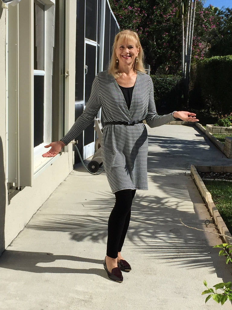 Sunday Cardigan PDF Sewing Pattern XXS - 3XL