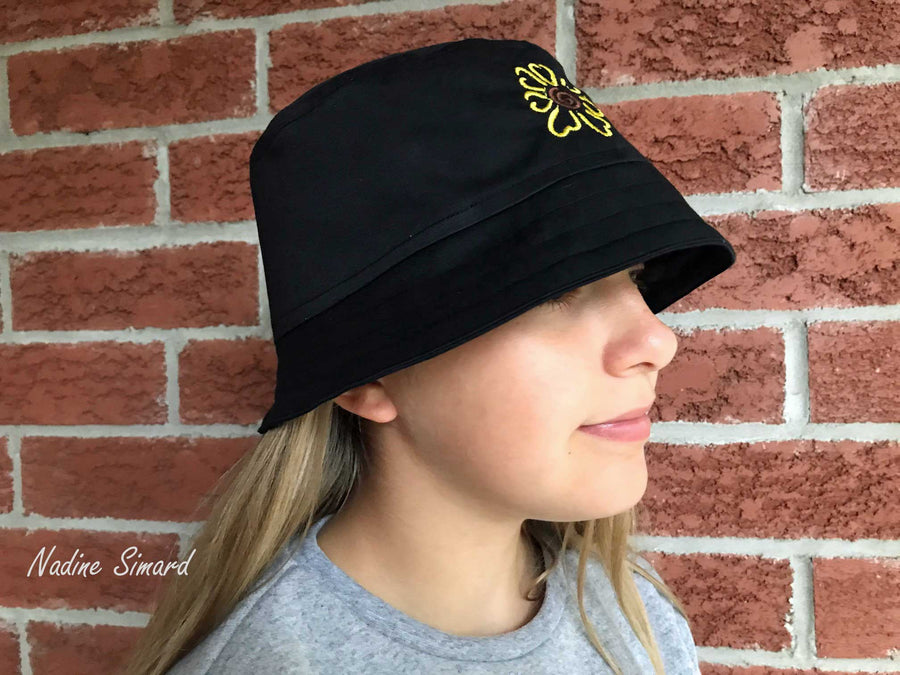 Nantucket Bucket Hat PDF Sewing Pattern