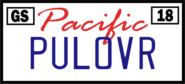 Cut File - Pacific Pullover LOGO