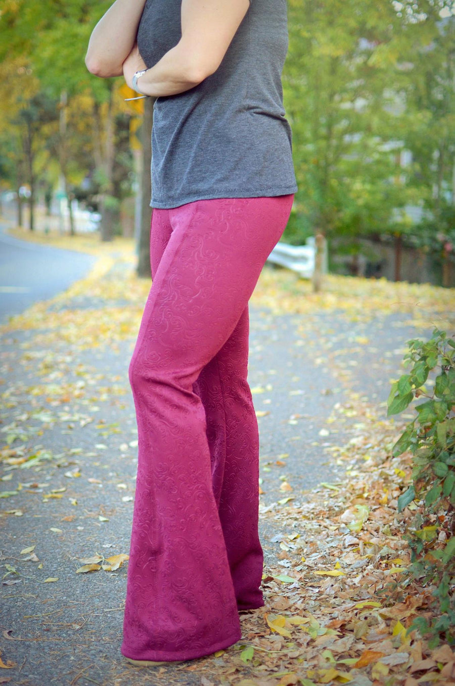 Chelsea Pants PDF Sewing Pattern XXS - 3XL