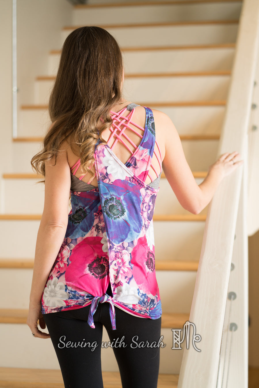 Xpress Tank PDF Sewing Pattern Sizes 3XS to 3XL