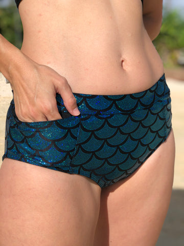 Waimea Swim Bottoms PDF Sewing Pattern
