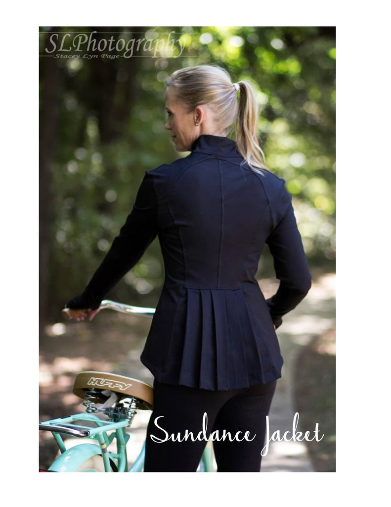 Sundance Jacket PDF Sewing Pattern in Sizes XXS to 3XL