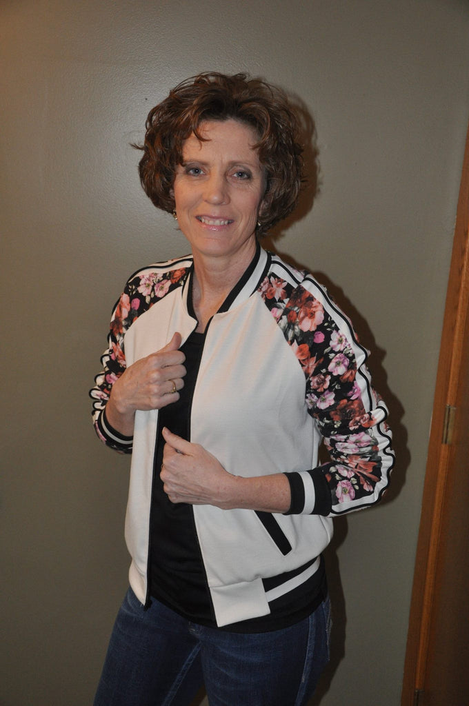Midway Bomber Jacket PDF Sewing Pattern XXS to 3XL