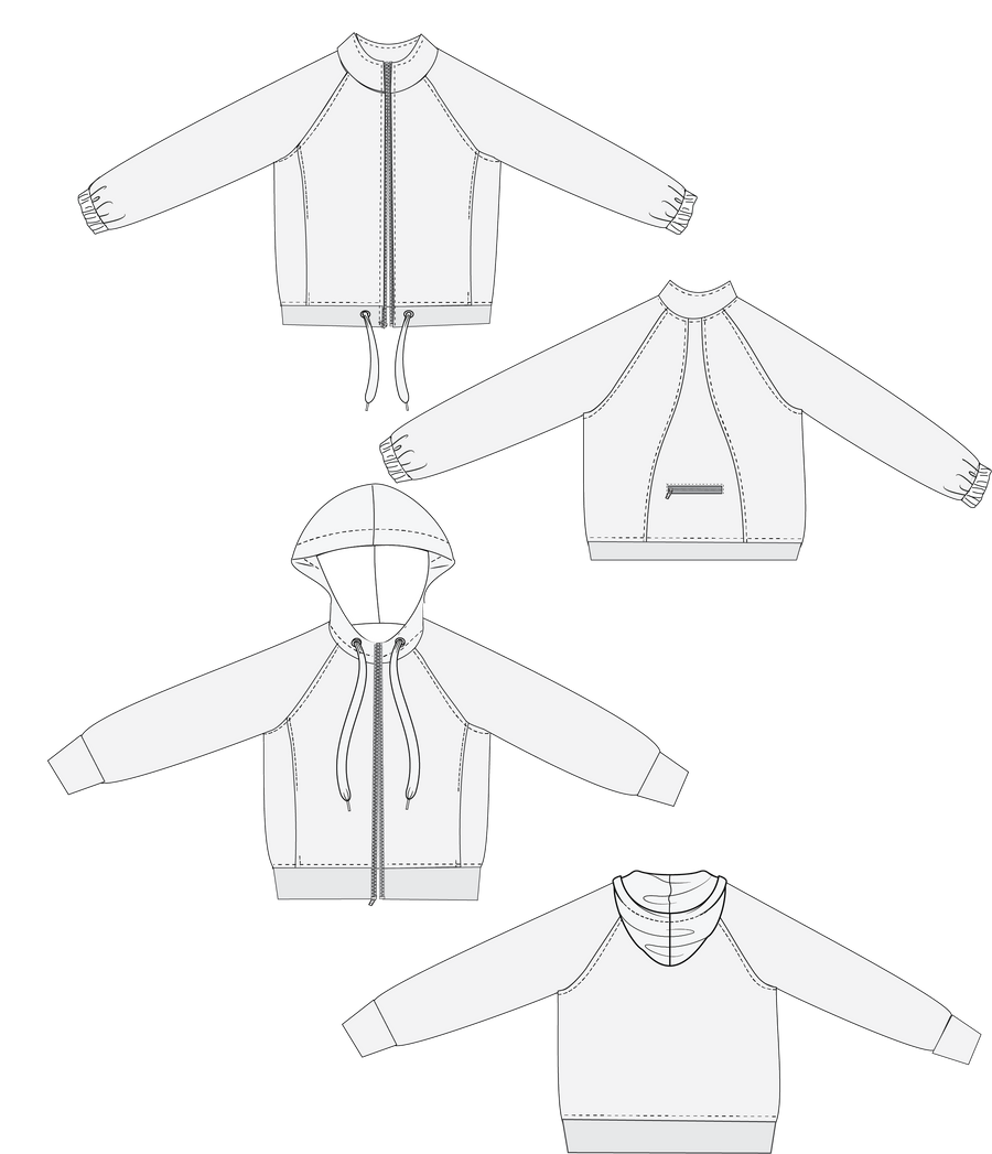 Whistler Jacket - sizes B - M
