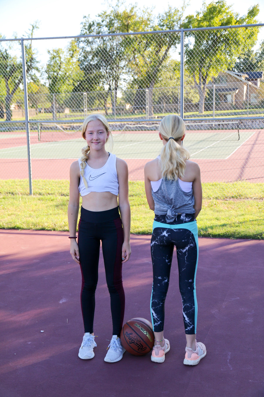Stride Athletic Tights PDF Sewing Pattern
