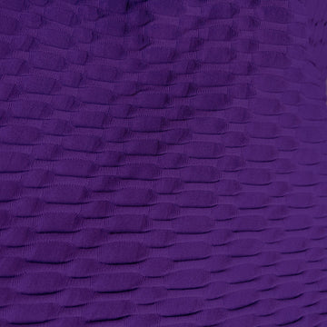Athletic Honeycomb Grape