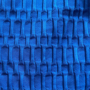 Athletic Honeycomb New Blue