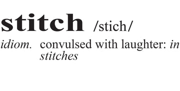 Cut File - Stitch  Definition