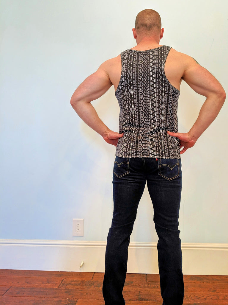 Muscle Up Tank XXS to 4XL