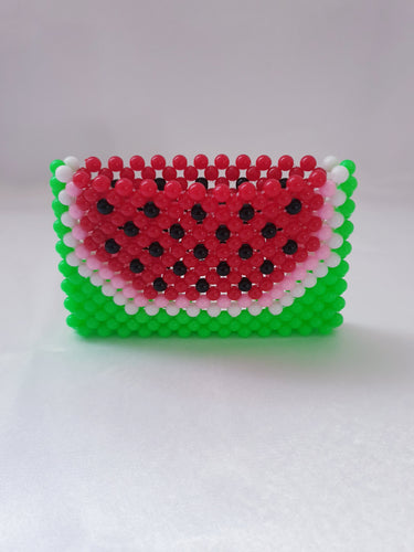 One in a melon Card Holder