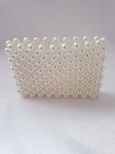 Pearls of wisdom Card Holder
