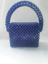 Load image into Gallery viewer, Gabrielle Bag-  Blue