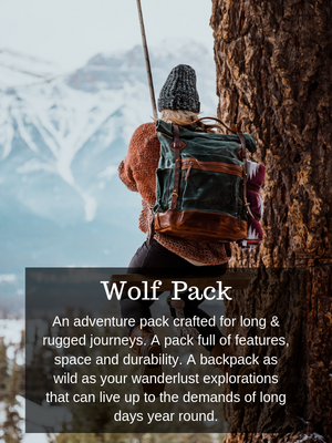 Wolf Pack (Forest Green)