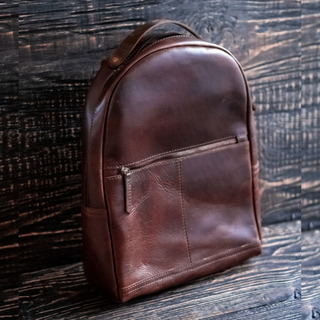 Berlin Backpack ( Bourbon Brown)
