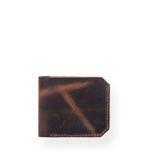 Rugged Wallet (Bourbon Brown)