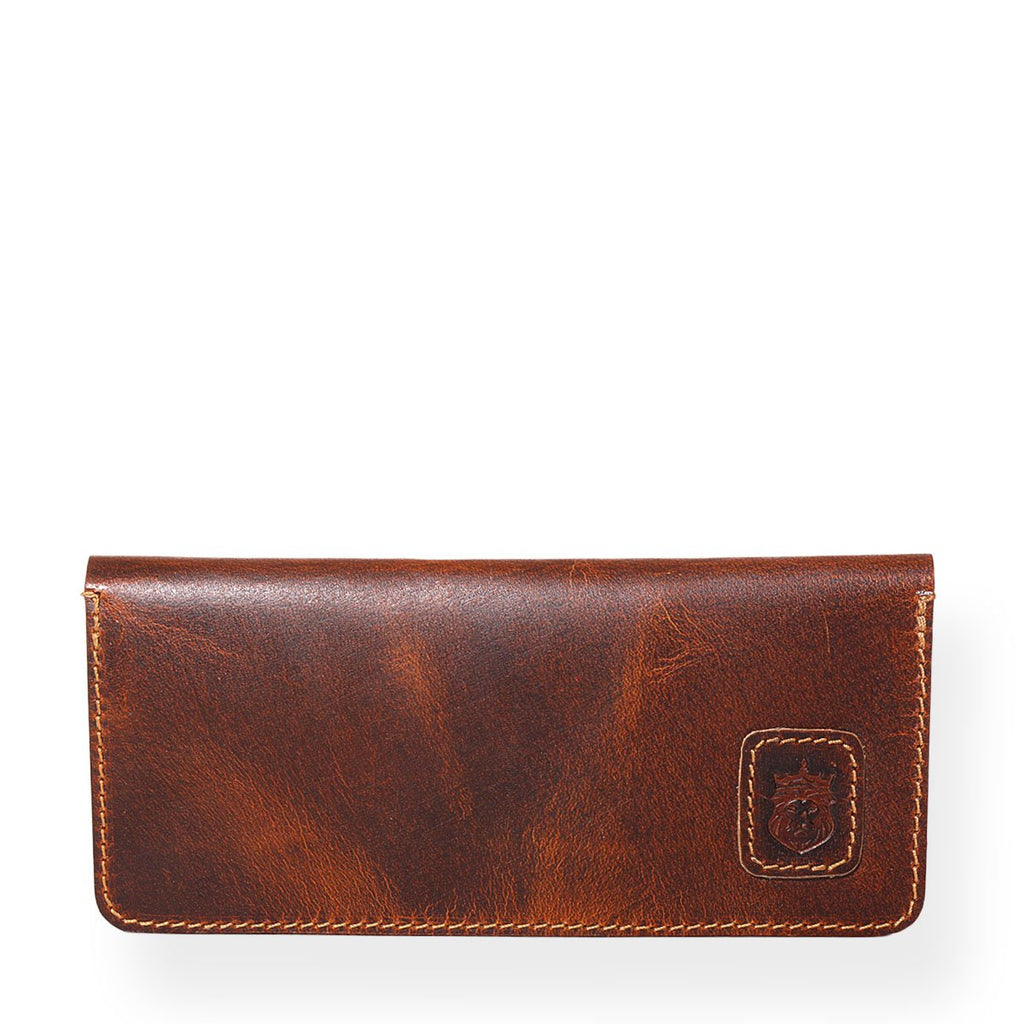 Long Wallet (Tobacco Tan)