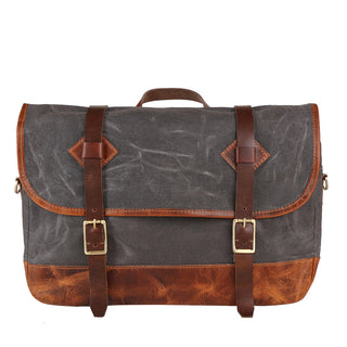 Field Bag (Charcoal Grey)