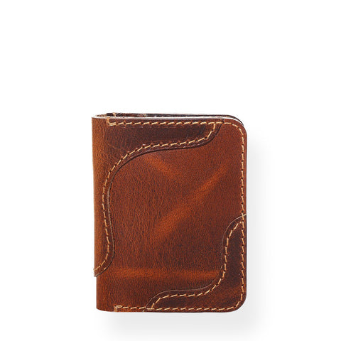 Countryman Bi Fold - Card Holder (Tobacco Tan)