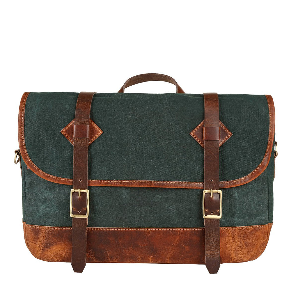 Field Bag (Forest Green)