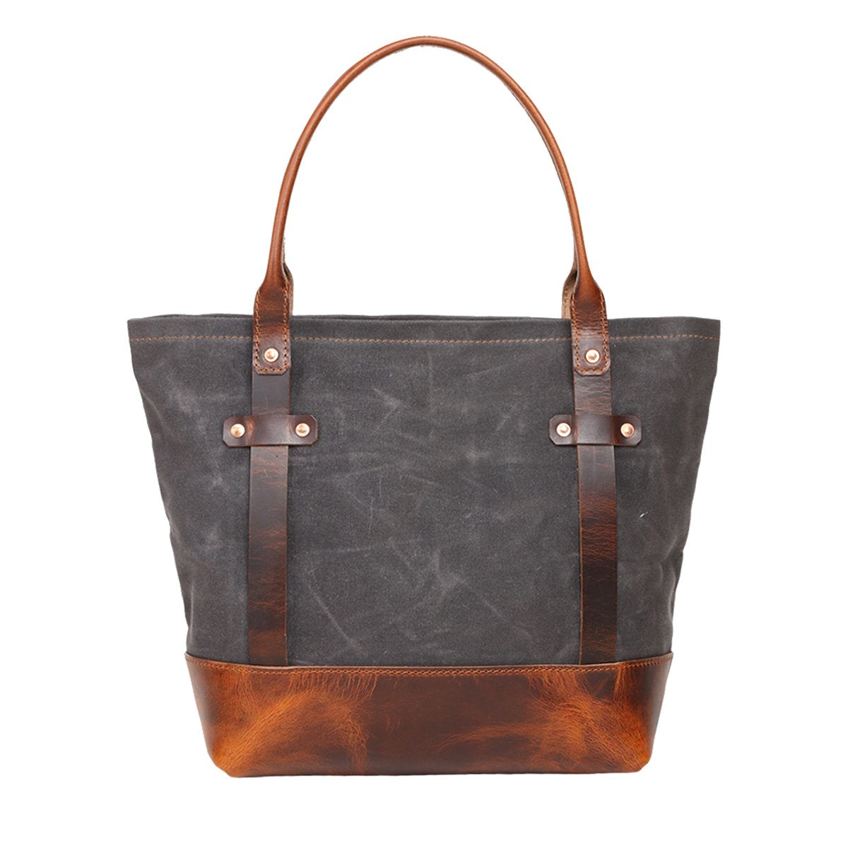 Maryland Tote (Charcoal Grey)