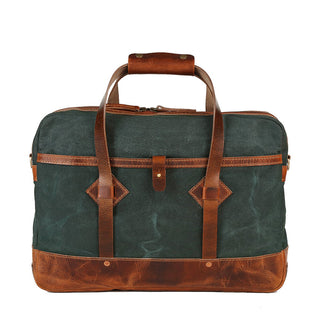 Adventure Briefcase (Forest Green)