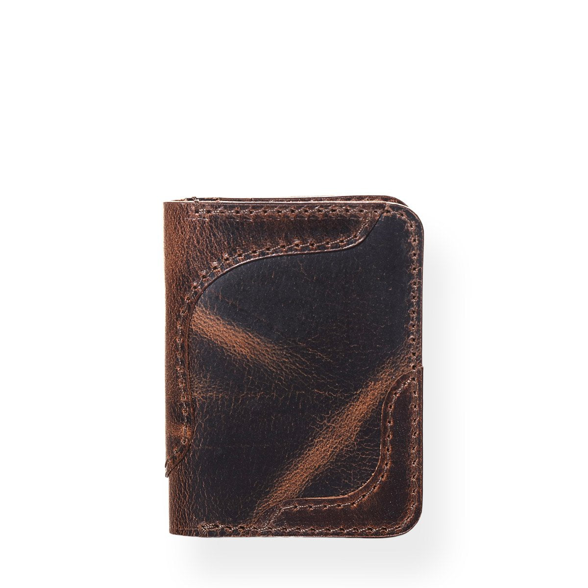 Countryman Bi Fold - Card Holder (Bourbon Brown)