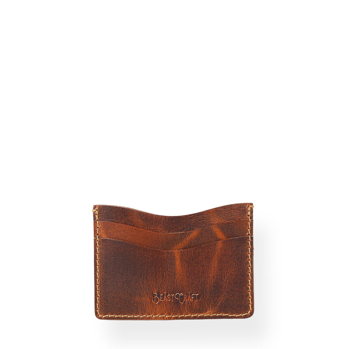 Minimal Card Holder (Tobacco Tan)