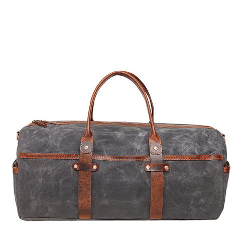 Woodland Duffle (Charcoal Grey)