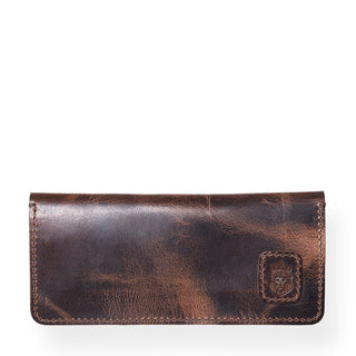 Long Wallet (Bourbon Brown)