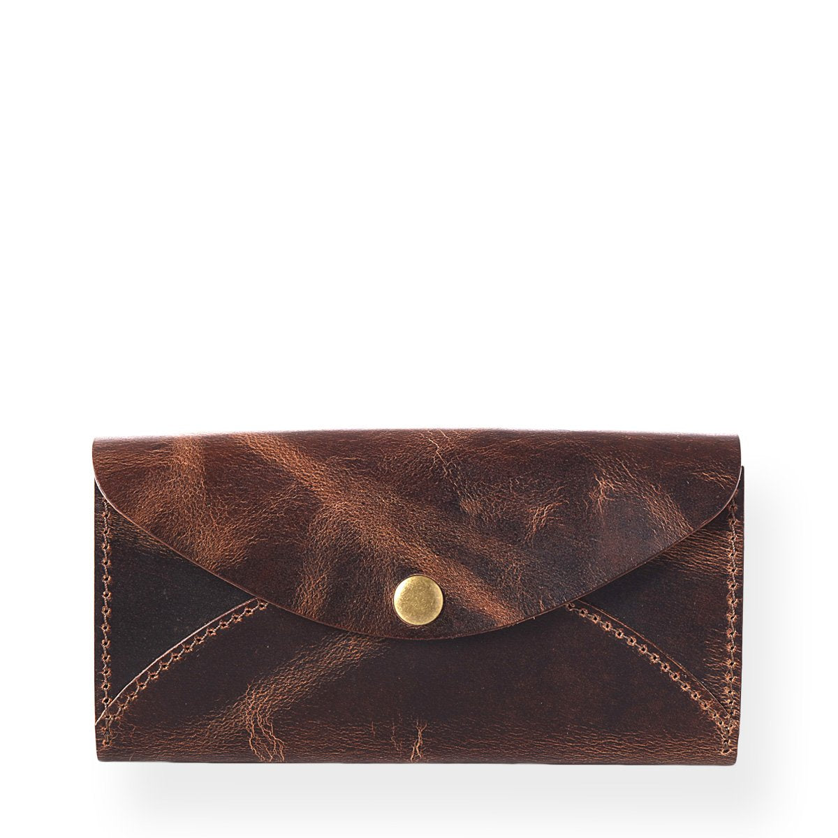 Victoria Wallet (Bourbon Brown)