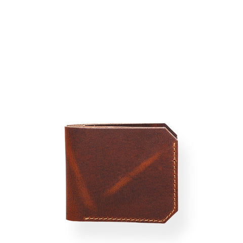 Rugged Wallet (Tobacco Tan)