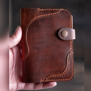 Countryman Passport Holder (Tobacco Tan)