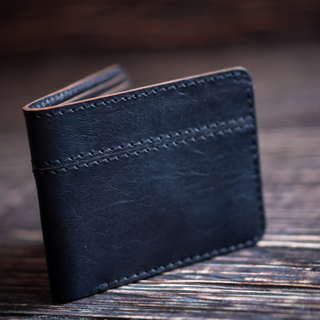 Boston Wallet (Black)