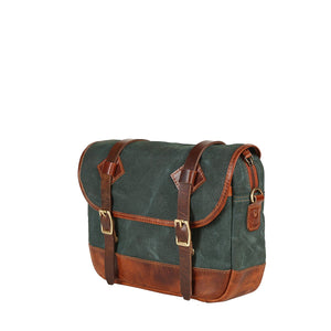 Mini - Field Bag (Forest Green)