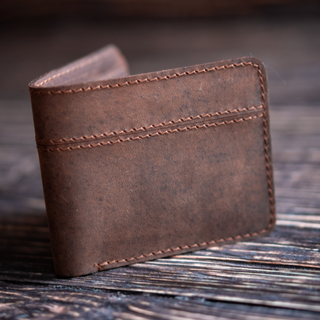 Boston Wallet (Vintage Brown)