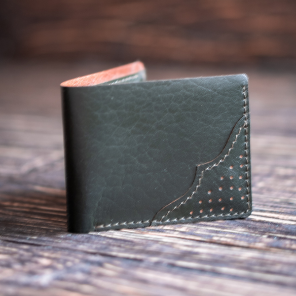 Texas Wallet (Olive)