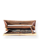 Victoria Wallet (Tobacco Tan)