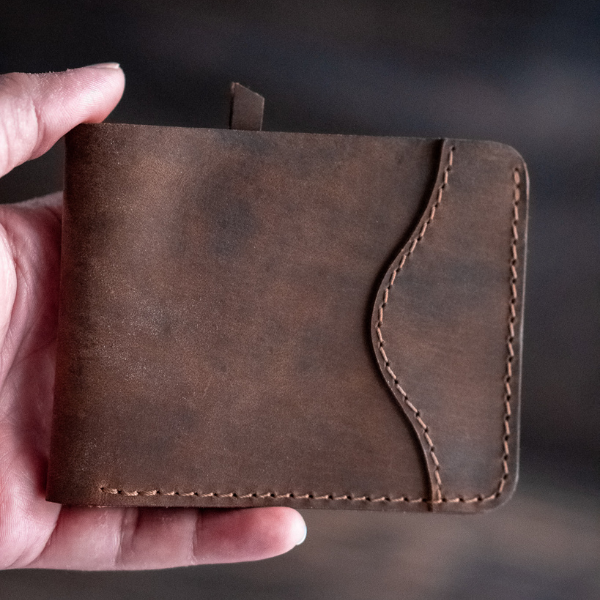 Austin Wallet (Vintage Brown)