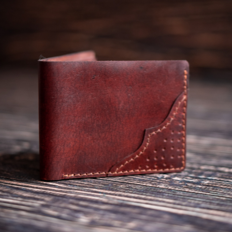Texas Wallet (Tobacco Tan)